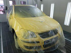 Vopsitorie auto VW Baia Mare